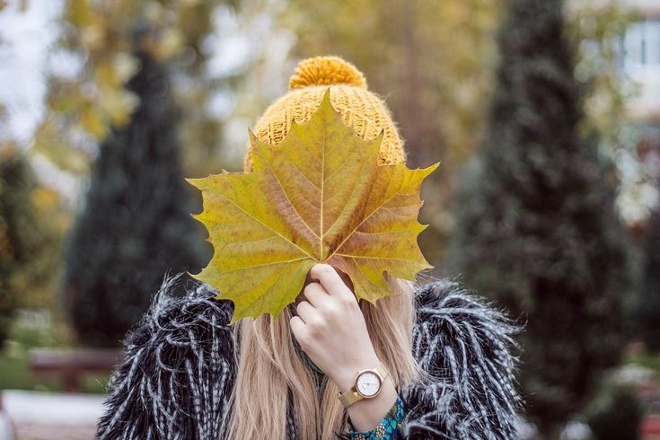 autumn photo, leaf, yellow, lorus gold watch, andreea ristea
