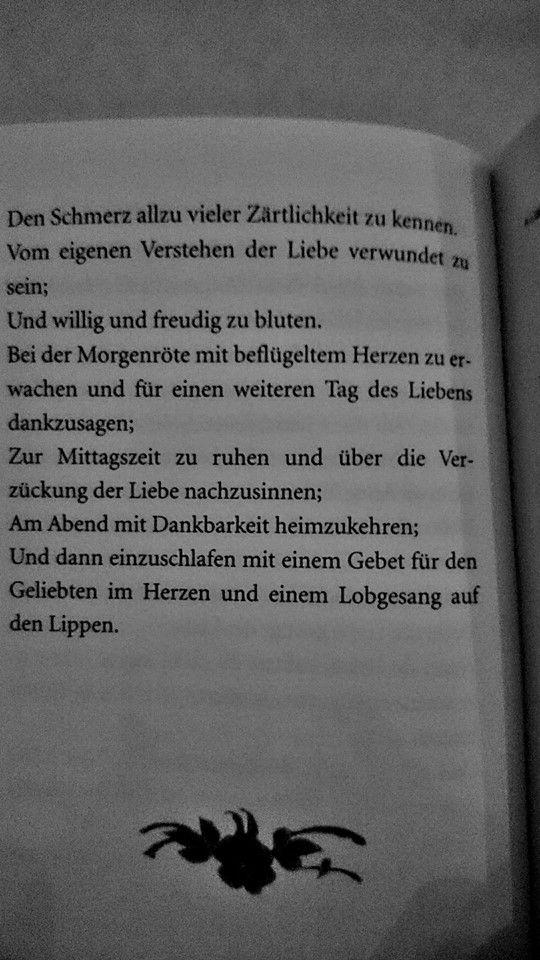 """""""Der Prophet"""" von Khalil Gibran  """"von der Liebe"""" Pt. 4"""