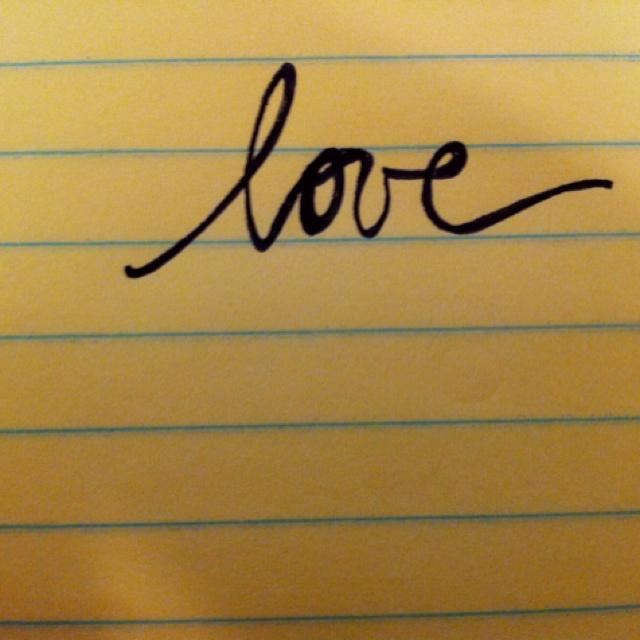 cursive makes ugly things prettier. | colossal feelings ...  cursive makes u...