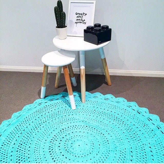 трикотажный коврик