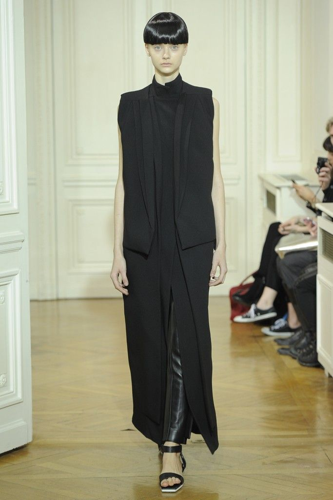 Rad Hourani Spring Couture 2013 - Slideshow - Runway, Fashion Week, Reviews and Slideshows - WWD.com