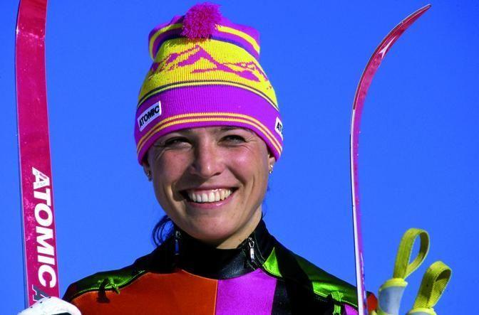 Leggende dello sport: Manuela Di Centa