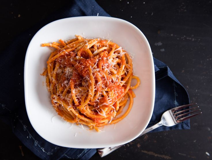 Unraveling Bucatini all'Amatriciana, Strand by Flavorful Strand | Serious Eats