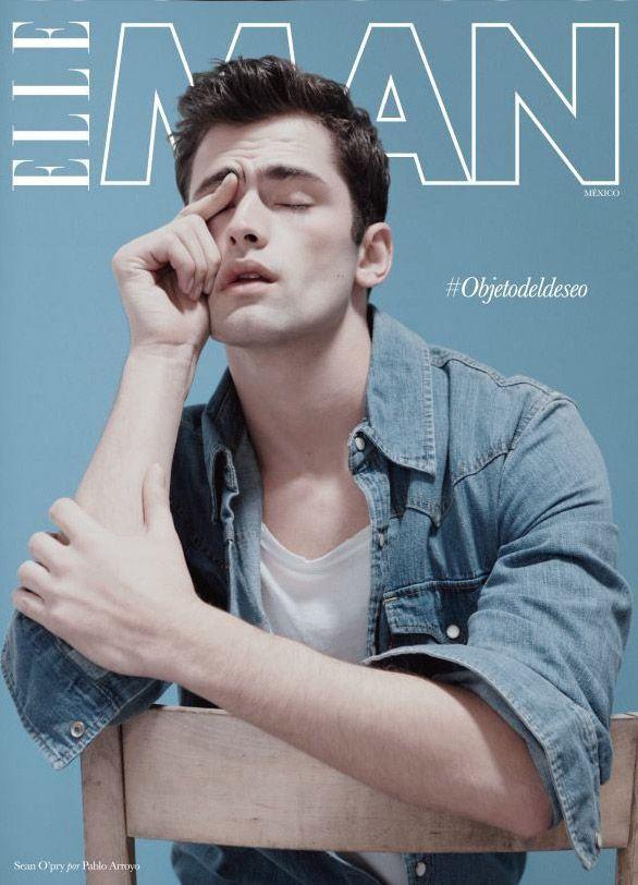 Fucking Young! » Sean O'Pry for Elle Man Mexico