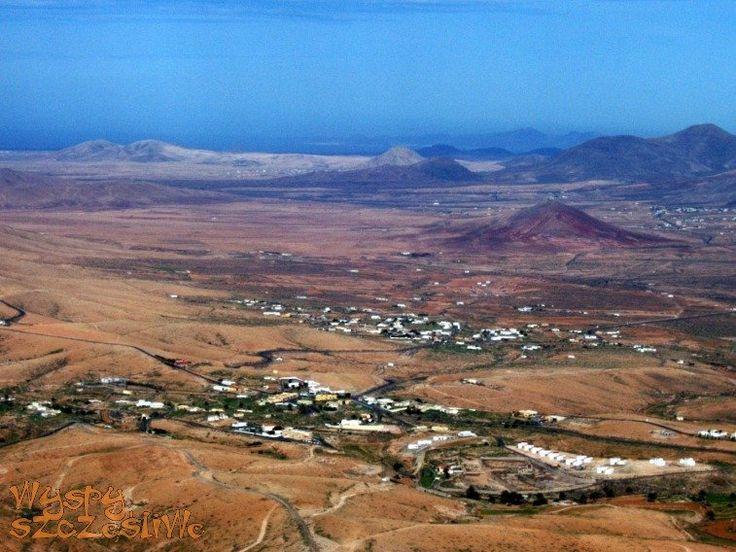 #Fuerteventura, punkt widokowy Morro Velosa