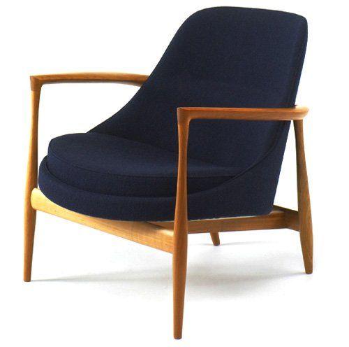 IL-01 Easy Chair 1956 (Ib Kofod - Larsen)