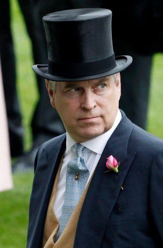 Prinz Andrew, zweitjüngster Sohn der Queen, ist auf Twitter aktiv. Es twittert vor allem sein Team. Wenn der Herzog von York persönlich in die Tasten haut, sind die Tweets mit AY gekennzeichnet. Prinz Andrew auf Twitter Foto: dpa