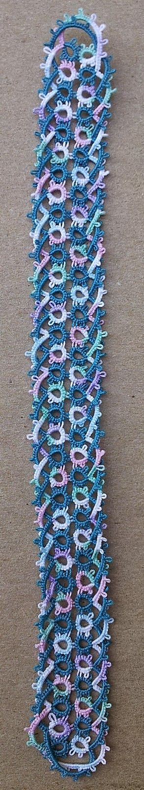 Tatting Between Words: Lots of bookmarks