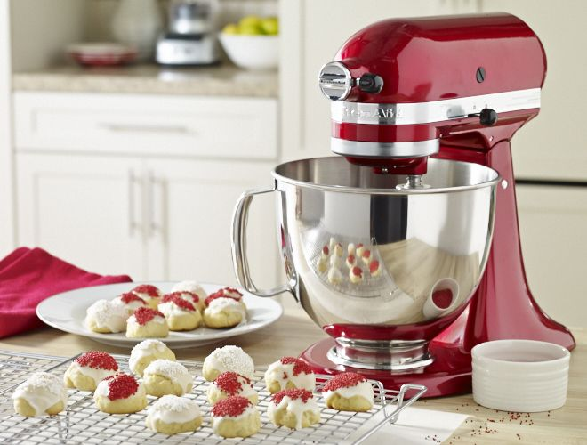A KitchenAid mixer can help you turn out the tastiest cookies and award-winning cakes. Logan Levant of L.A.'s Buttercake Bakery shares tricks of the trade.
