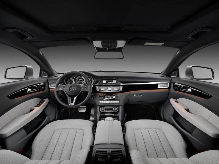 Mercedes-Benz CLS Shooting Brake_innen