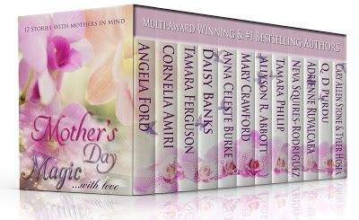 Lynn's Romance Enthusiasm: Books On Fire Tours Presents: Mother's Day Magic...With Love; #PreOrderBlitz
