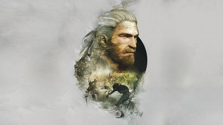 Download Geralt of Rivia Wallpaper the Witcher 3 Wild Hunt Game 2560x1440