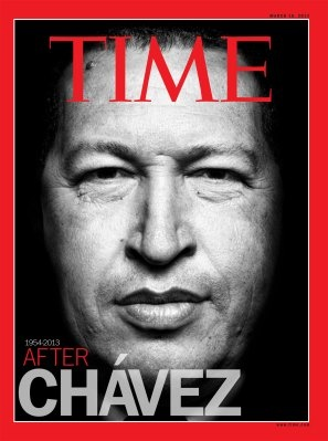 The latest issue of TIME International investigates life after Chávez: http://ti.me/ZqHXkj - (Photograph by Platon)