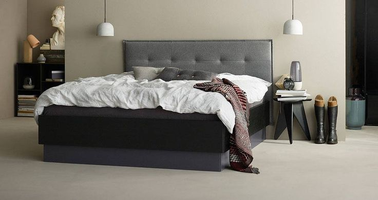 Dream of the perfect bedroom where you can recharge from a hard day's work? Of course you need the perfect mattress but you also need plenty of storage to keep organised so you can relax in ideal surroundings. Customise your perfect bed with BoConcept #BoConceptLiving #Bedroom #HomeDecor #Interiors