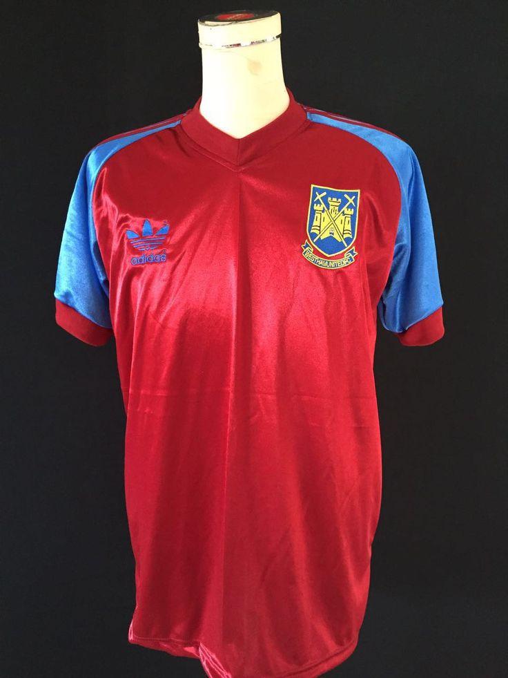 1982 Westham Home Shirt