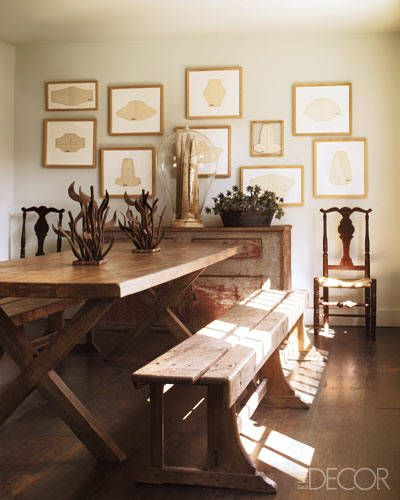 Dining Rooms From Elle Decor: 195 Best Dining Rooms Images On Pinterest