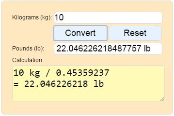 Convert Kilograms to Pounds | Weight Converter Kilograms to pounds-convert kilograms to pounds, 100 kilograms to pounds, 20 kilograms to pounds, kilograms to pounds conversion, converting kilograms to pounds, how to convert kilograms to pounds, 50 kilograms to pounds, 5 kilograms to pounds, 25 kilograms to pounds, 23 kilograms to pounds, 10 kilograms to pounds, 45 kilograms to pounds, 30 kilograms to pounds, 2 kilograms to pounds.  Conversion Definitions The following is a list of…