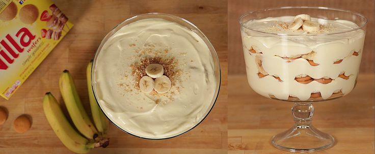Get the Dish: Magnolia Bakery's Famous Banana Pudding