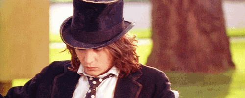 Playbuzz quiz. Which Johnny Depp character is your true love?