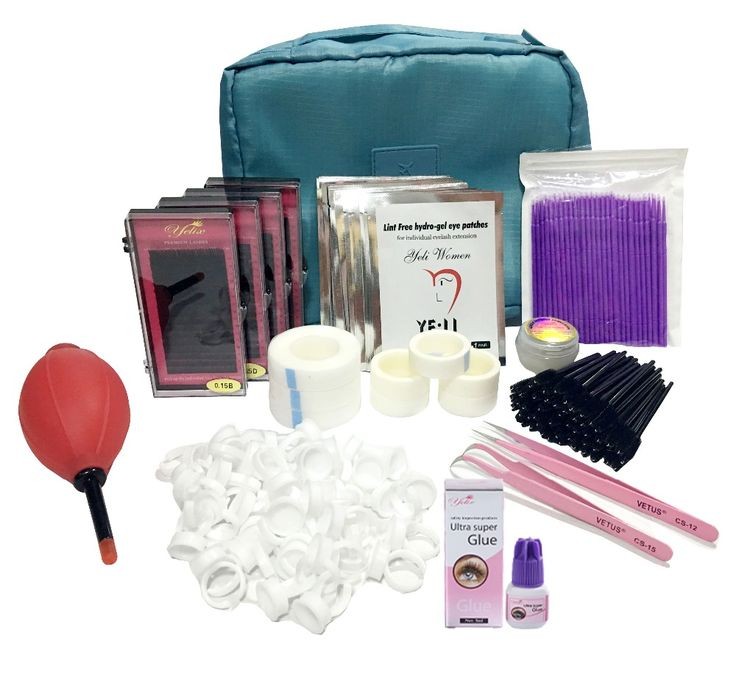==> [Free Shipping] Buy Best High Cost-Effective Professional Makeup Tools Kits Individual False Eyelash extension Tools Set Eye Lashes Grafting Tools Kit Online with LOWEST Price   32756492345