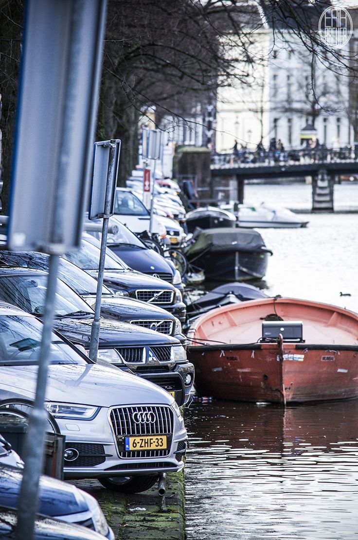 So, what do you prefer? A boat in Amsterdam or a Car in Amsterdam?  - Amsterdam