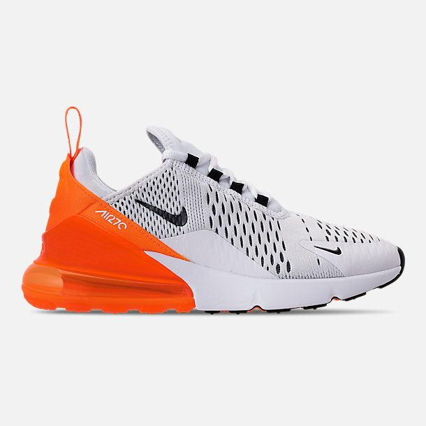 2ded28197fce Right view of Women s Nike Air Max 270 Casual Shoes