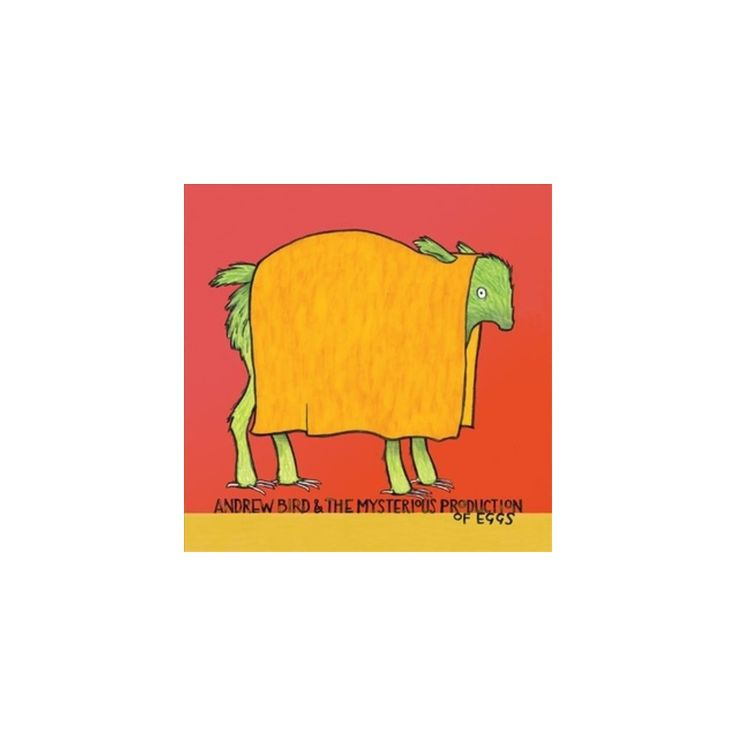 Andrew Bird - Mysterious Production of Eggs (CD)