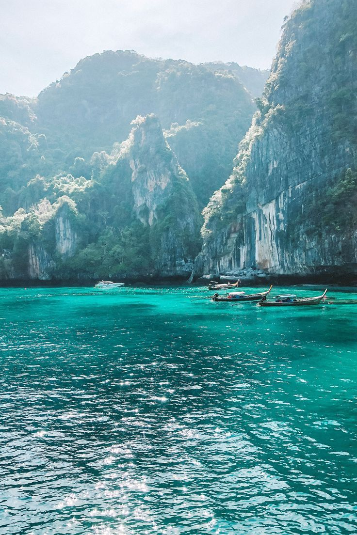 The most beautiful parts of Thailand from To Vogue or Bust – Pinterest Catherine -… – how to make