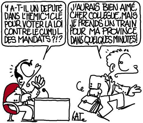 La politique du banc vide http://undessinparjour.wordpress.com/2013/11/21/la-politique-du-banc-vide/