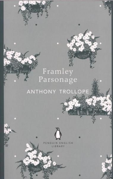 The Penguin English Library Edition of Framley Parsonage by Anthony Trollope<br />'He was sickened also with all these lies. His very soul was dismayed by the dirt through which he was forced to wade. He had become unconsciously connected with the lowest dregs of mankind, and would have to see his name mingled with theirs in the daily newspapers'<br />Mark Robarts is a clergyman with ambitions beyond his small country parish of Framley. In a naive attempt to mix ...