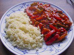 Zigeunerschnitzel, ein raffiniertes Rezept aus der Kategorie Gemüse. Bewertungen: 13. Durchschnitt: Ø 3,7.