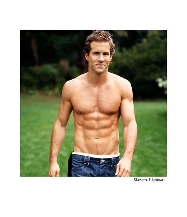 How To Build A Body Like Ryan Reynolds