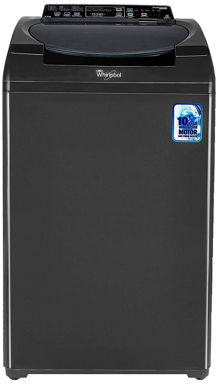 Smart Cleaning The Whirlpool 6.5 Kg Stainwash Ultra UL65H Top Loading Washing Machine features the 6th Sense Ultra Cleaning Technology that cleans your clothes with ease. With its unique soak, 3D scrub and agitation and built-in heater provides deepe...