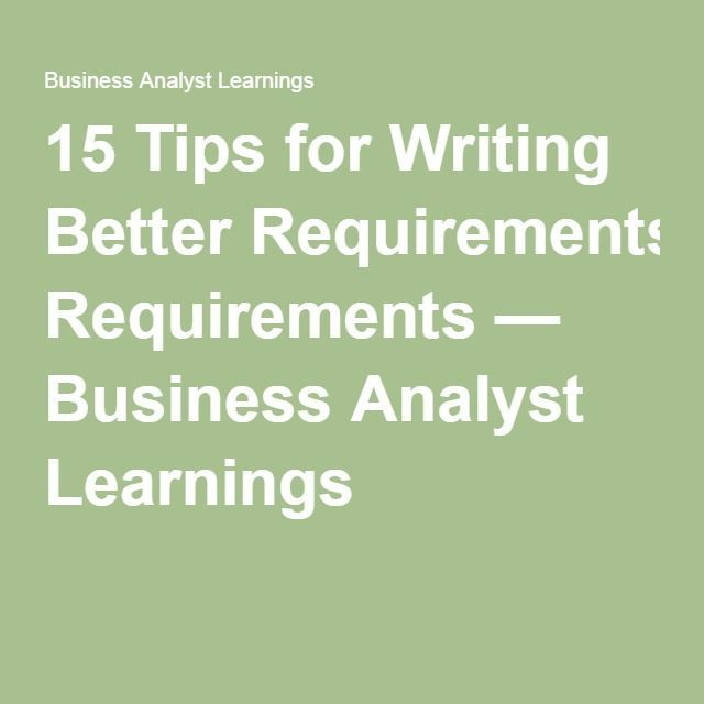 13065 best Business Analyst images on Pinterest Business analyst - sharepoint business analyst sample resume