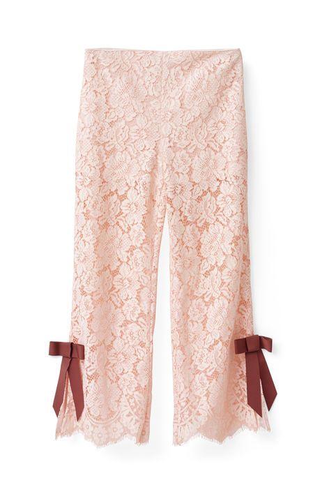 Duval Lace Pants, Cloud Pink