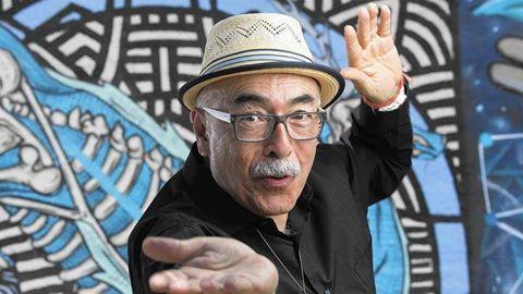 Juan Felipe Herrera, Poet Laureate and Academy Chancellor The Academy of American Poets's photo.