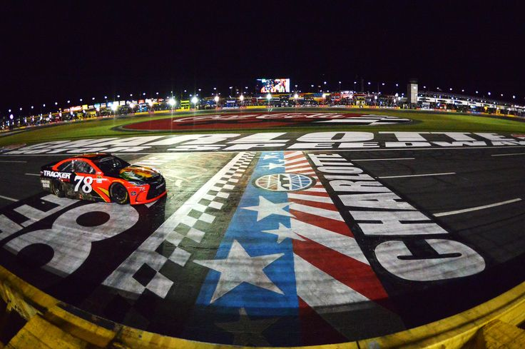 NASCAR has conducted a test on the Charlotte Motor Speedway road course. Watch the video: https://racingnews.co/2017/01/19/nascar-charlotte-motor-speedway-road-course/ #charlottemotorspeedway