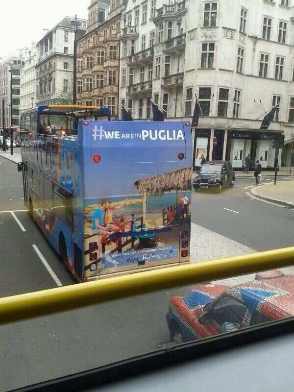 Twitter / PizzicatoEcObEb: Londra Parla Pugliese;) @Pizzicato Eco b&b in Puglia, Gargano thanks a lot!