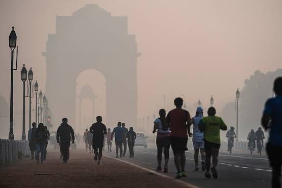 This Is How Many Years Air Pollution Will Cut From Your Life Expectancy in India…