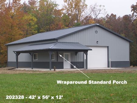 1000 ideas about 40x60 pole barn on pinterest pole barn for Garage column wrap