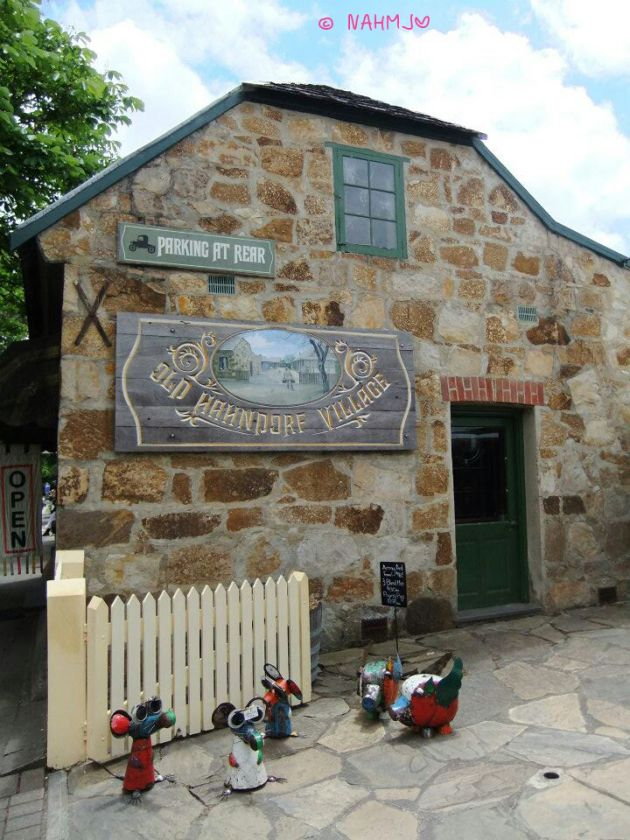 Adelaide - Hahndorf - Old Hahndorf Village