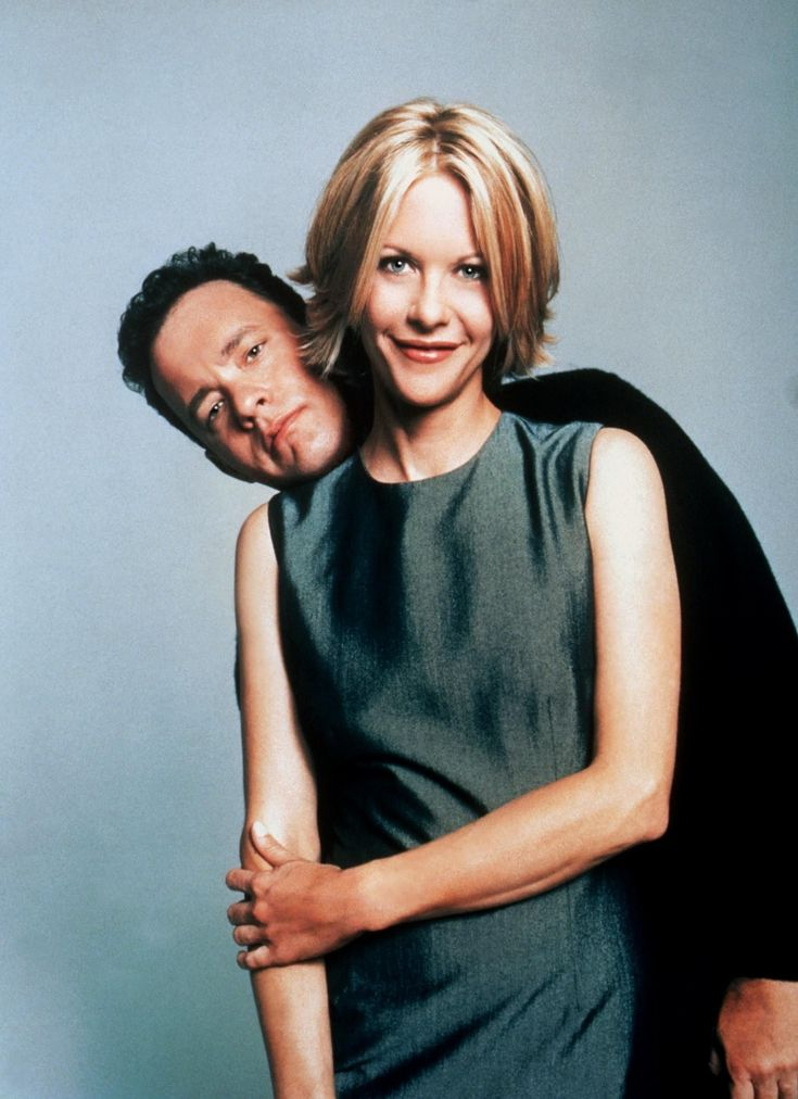 Romantic Comedy Dream Team. Meg Ryan and Tom Hanks