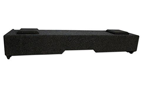 RT/OBCON - 2011 Chevy Silverado and GM Sierra 1500 Extended Cab Dual 10 Sealed Speaker Box