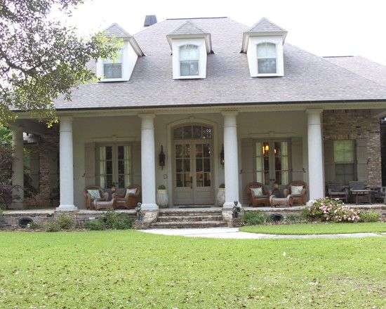 1000 ideas about traditional exterior on pinterest - Traditional french doors exterior ...