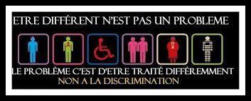 Résultats de recherche d'images pour «la discrimination physique»