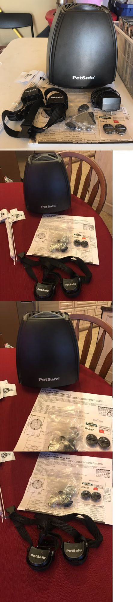 Electronic Fences 116388: Petsafe Free To Roam Wireless Fence With 2 Pet Receiver Collars. Waterproof -> BUY IT NOW ONLY: $250 on eBay!