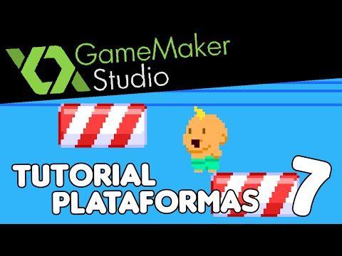 Game Maker Studio - Haciendo un Plataformas - Parte 7: Plataformas móviles - YouTube