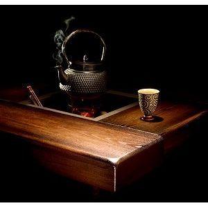 新大和シリーズ 囲炉裏テーブル(座卓兼用)/木製インテリアと鍵(SSロックやキング風呂屋錠)のきこりや