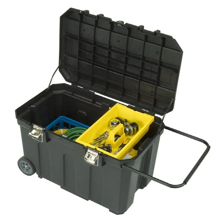 Shop Stanley Tools Stanley Plastic Tool Chest at Lowe's Canada. Find our selection of tool boxes at the lowest price guaranteed with price match + 10% off.