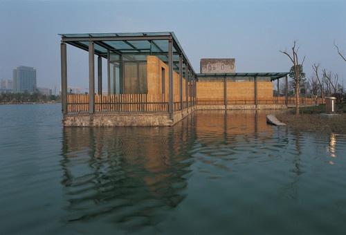 Five Scattered Houses, Ningbo, China by Amateur Architecture Studio (Wang Shu + Lu Wenyu)